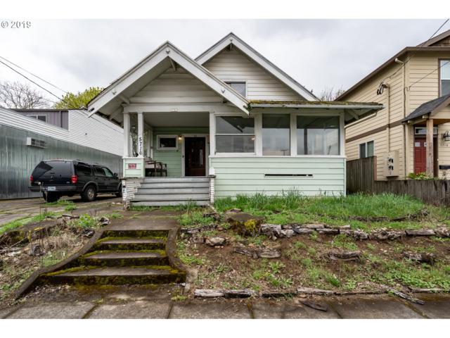 5716 SE Gladstone St, Portland, OR 97206 (MLS #19548666) :: Matin Real Estate Group