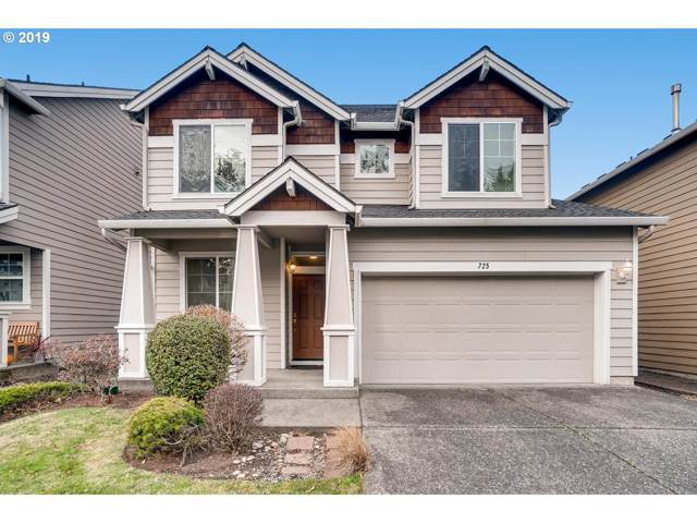 725 SW 17TH Way, Troutdale, OR 97060 (MLS #19550511) :: Next Home Realty Connection