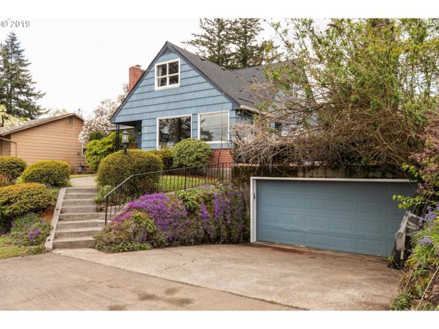6925 SW Burlingame Ave, Portland, OR 97219 (MLS #19551230) :: McKillion Real Estate Group