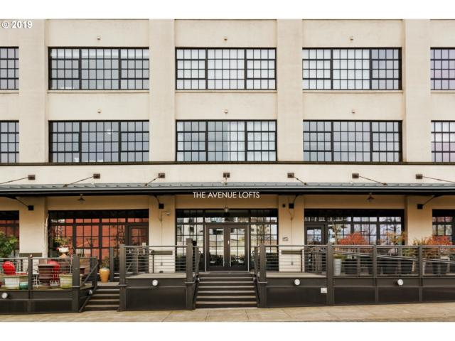 1400 NW Irving St #519, Portland, OR 97209 (MLS #19551590) :: The Liu Group