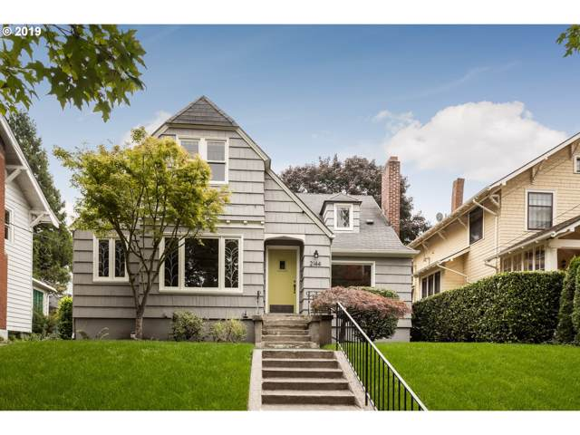 2144 NE 18TH Ave, Portland, OR 97212 (MLS #19553703) :: Skoro International Real Estate Group LLC