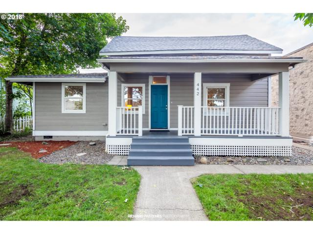 442 NW 2ND Ave, Canby, OR 97013 (MLS #19559201) :: Fox Real Estate Group