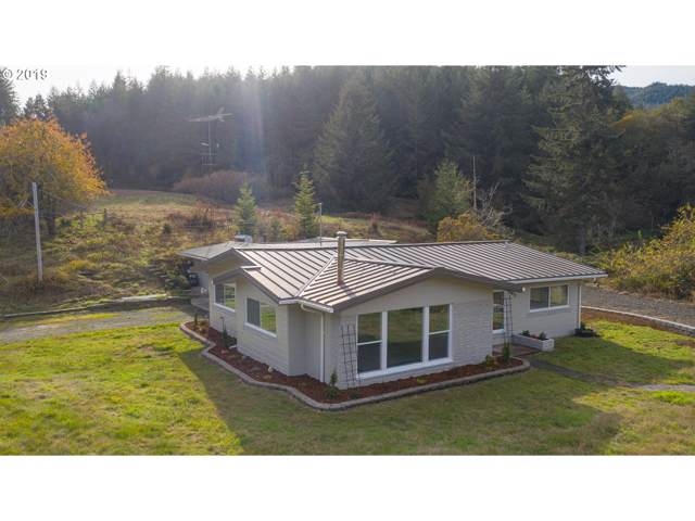 54073 Lampa Creek Rd, Coquille, OR 97423 (MLS #19561663) :: Fox Real Estate Group