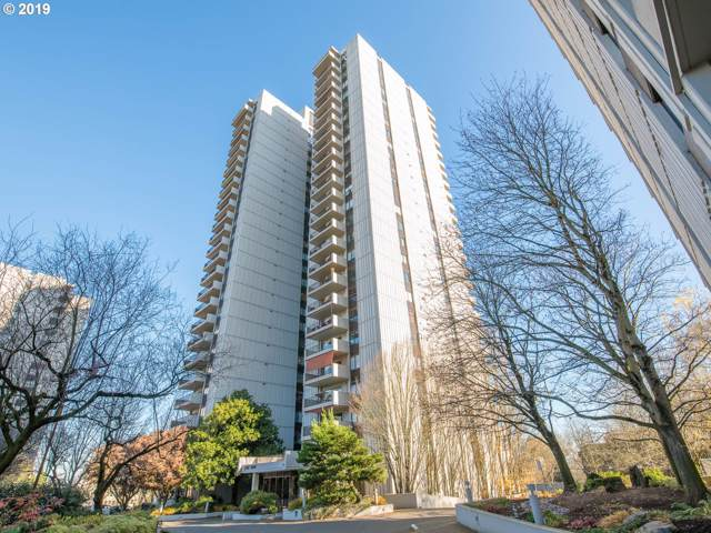 2221 SW 1ST Ave #2125, Portland, OR 97201 (MLS #19562614) :: Change Realty
