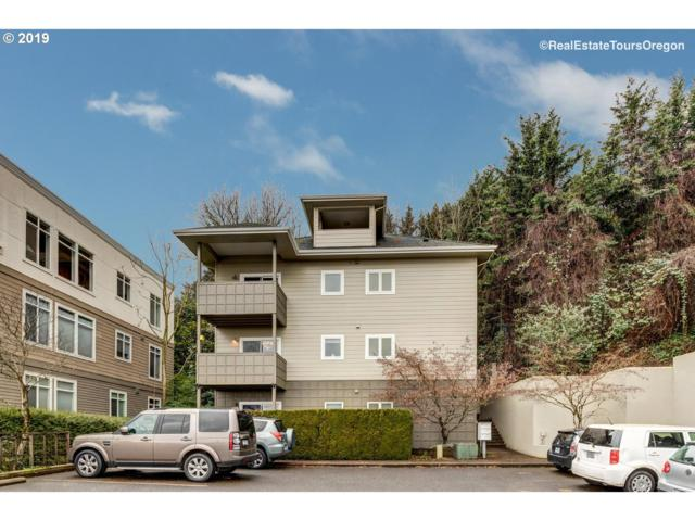 1630 SW Montgomery St G, Portland, OR 97201 (MLS #19564556) :: Next Home Realty Connection