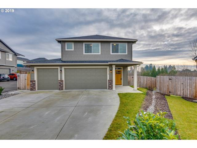 10700 NE 107TH Ct, Vancouver, WA 98662 (MLS #19564764) :: Next Home Realty Connection