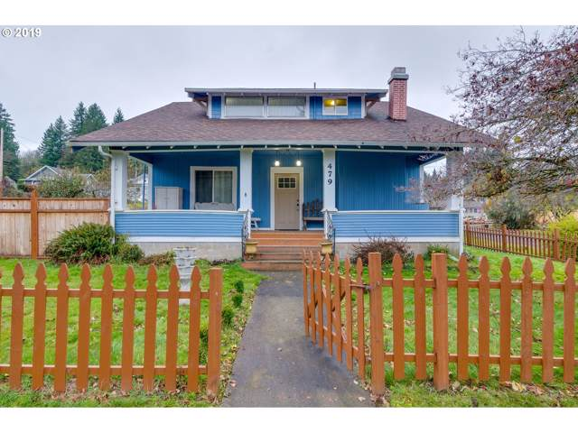 479 Rose Ave, Vernonia, OR 97064 (MLS #19564806) :: Gustavo Group