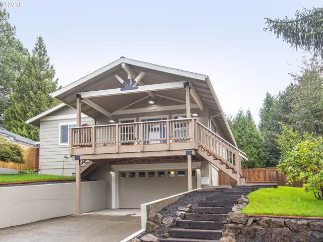 10482 SE 36TH Ave, Milwaukie, OR 97222 (MLS #19565457) :: The Liu Group