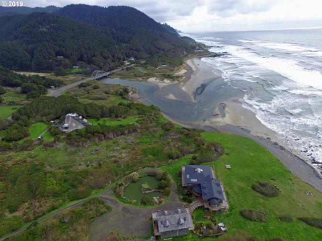 314 Hwy 101, Yachats, OR 97498 (MLS #19565950) :: The Galand Haas Real Estate Team