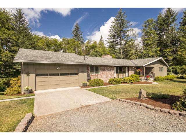 20951 SE Greenleaf Dr, Sandy, OR 97055 (MLS #19567331) :: The Lynne Gately Team