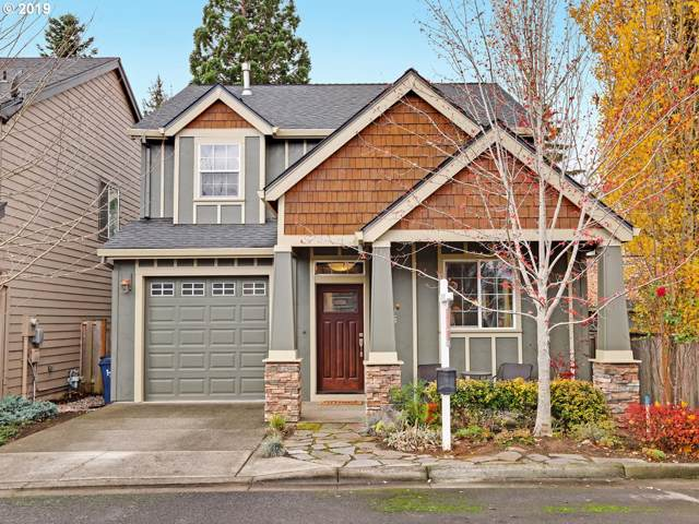 4321 SW Vino Pl, Beaverton, OR 97078 (MLS #19567412) :: Next Home Realty Connection