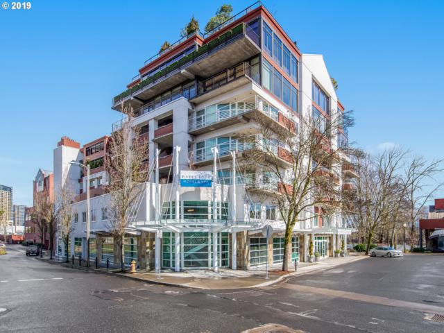 455 SW Hamilton Ct #602, Portland, OR 97239 (MLS #19569636) :: Next Home Realty Connection