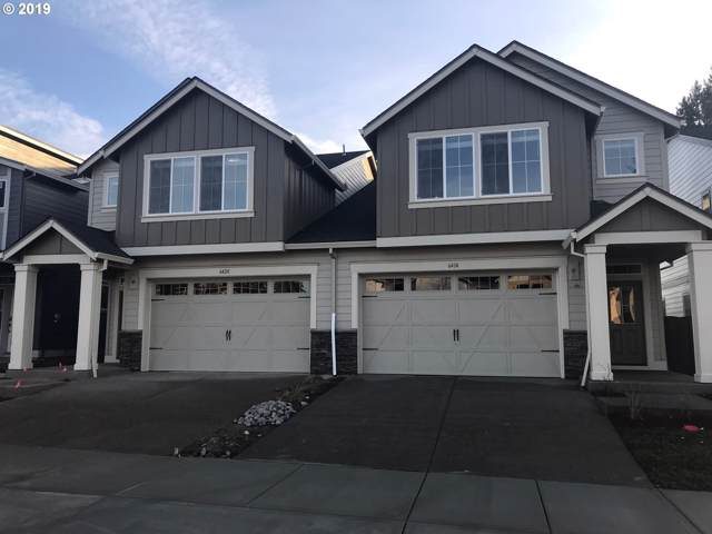 6420 SE Genrosa St Lt148, Hillsboro, OR 97123 (MLS #19570544) :: Matin Real Estate Group