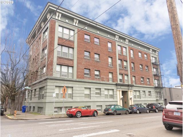 1631 NW Everett St #106, Portland, OR 97209 (MLS #19570742) :: The Liu Group