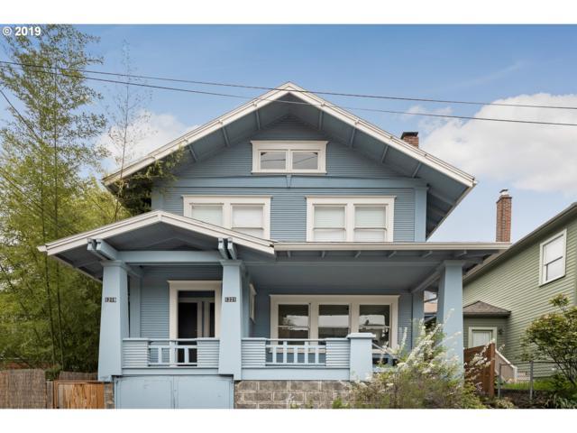 1219 SE 14TH Ave, Portland, OR 97214 (MLS #19571468) :: TLK Group Properties