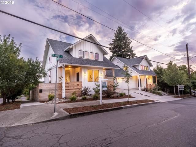 0 SE Knapp St, Portland, OR 97202 (MLS #19578360) :: Song Real Estate