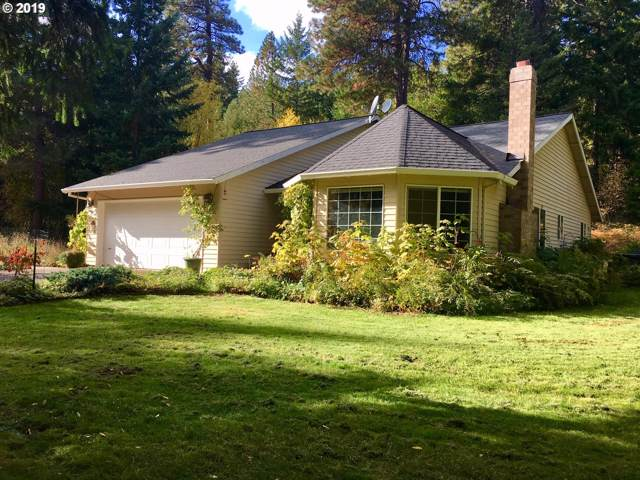 4130 Green Mountain Dr, Mt Hood Prkdl, OR 97041 (MLS #19578668) :: Next Home Realty Connection