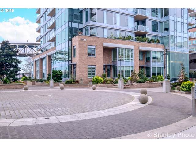 1920 SW River Dr E #102, Portland, OR 97201 (MLS #19578967) :: Premiere Property Group LLC
