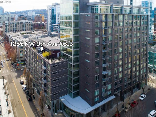 1255 NW 9TH Ave #613, Portland, OR 97209 (MLS #19579848) :: Fox Real Estate Group