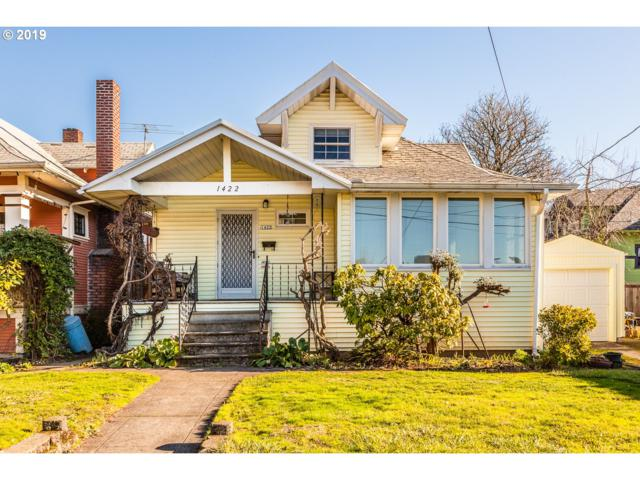 1422 SE 51ST Ave, Portland, OR 97215 (MLS #19579941) :: Next Home Realty Connection