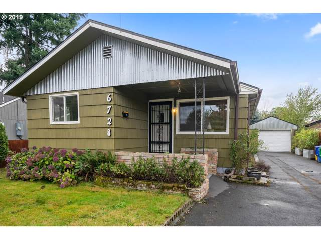 6728 SE Duke St, Portland, OR 97206 (MLS #19582787) :: Townsend Jarvis Group Real Estate