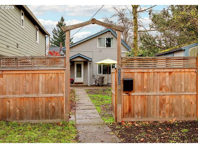 8030 N Dwight Ave, Portland, OR 97203 (MLS #19583451) :: Song Real Estate
