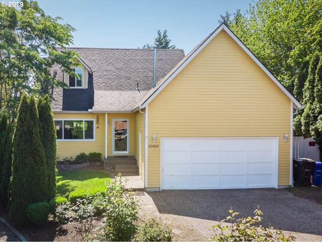 20404 Timbersky Way, Oregon City, OR 97045 (MLS #19584377) :: Fox Real Estate Group