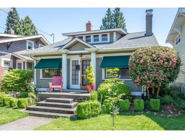 2804 SE 35TH Ave, Portland, OR 97202 (MLS #19585463) :: The Liu Group