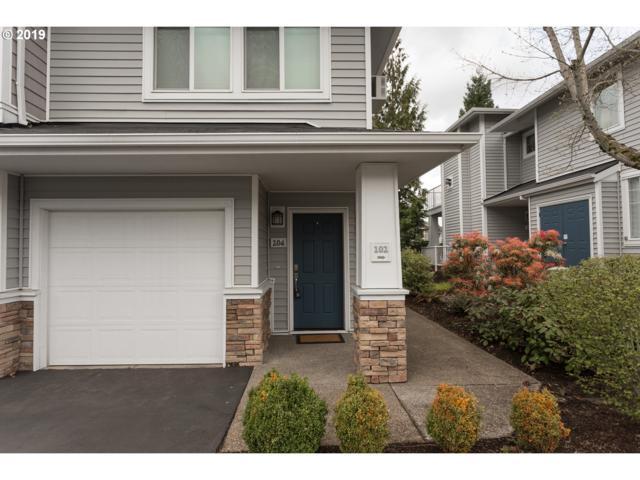 16212 SW Audubon St #204, Beaverton, OR 97003 (MLS #19586936) :: TLK Group Properties