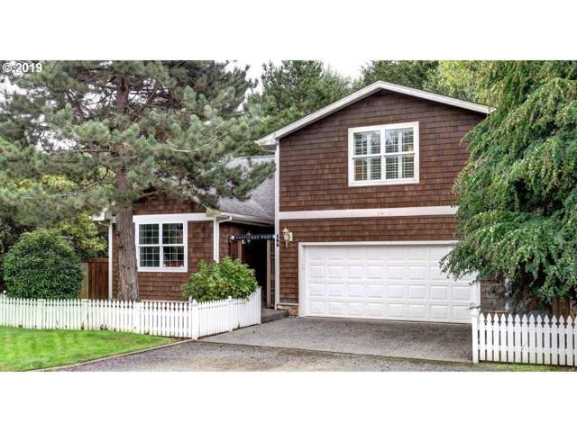 155 W Taft St, Cannon Beach, OR 97110 (MLS #19587476) :: Fox Real Estate Group