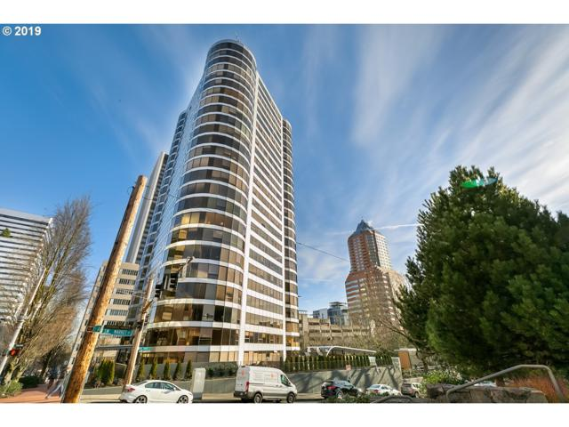 1500 SW 5TH Ave #2601, Portland, OR 97201 (MLS #19588190) :: Portland Lifestyle Team