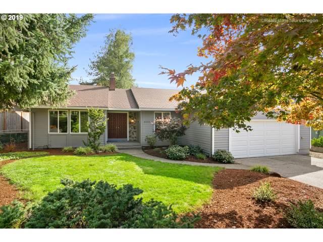 8320 SW Berryhill Ln, Beaverton, OR 97008 (MLS #19588476) :: Matin Real Estate Group