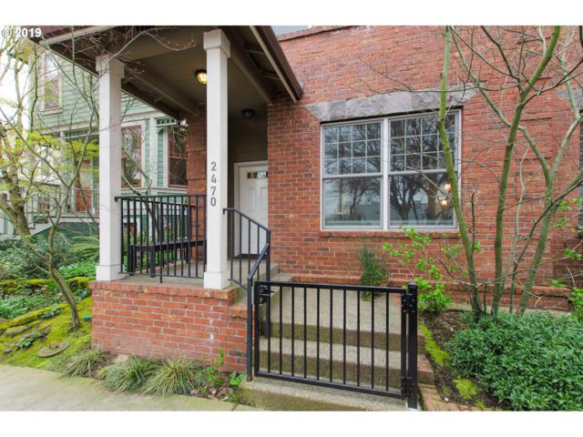 2470 NW Thurman St, Portland, OR 97210 (MLS #19588597) :: TLK Group Properties