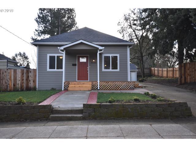 9320 N Bristol Ave, Portland, OR 97203 (MLS #19588657) :: Gregory Home Team   Keller Williams Realty Mid-Willamette