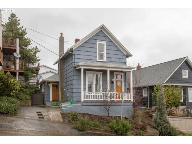 15 SW Bancroft St, Portland, OR 97239 (MLS #19589194) :: Next Home Realty Connection