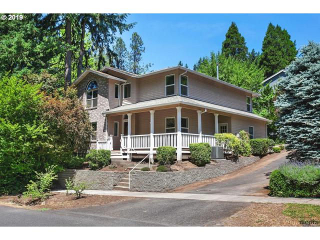 9585 SW Spring Crest Dr, Portland, OR 97225 (MLS #19589780) :: Next Home Realty Connection