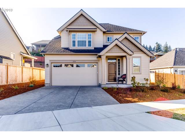 3531 Mountain Quail Ln, Eugene, OR 97405 (MLS #19590051) :: Song Real Estate