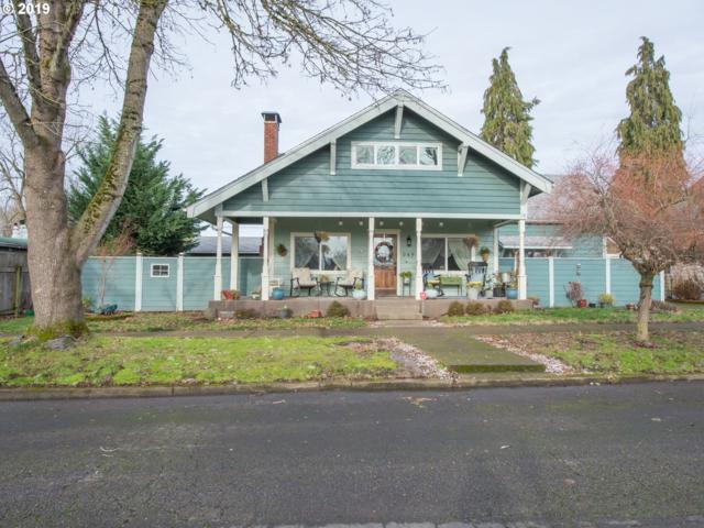 249 Monroe St, Harrisburg, OR 97446 (MLS #19590877) :: Gregory Home Team | Keller Williams Realty Mid-Willamette