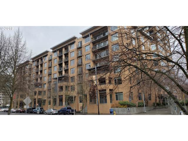 701 Columbia St #208, Vancouver, WA 98660 (MLS #19590880) :: The Liu Group