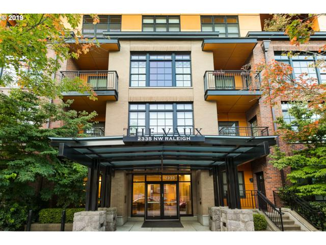 2350 NW Savier St B318, Portland, OR 97210 (MLS #19591672) :: Cano Real Estate