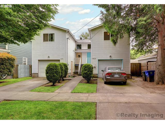 -1 SE Sherrett St, Portland, OR 97202 (MLS #19592125) :: The Sadle Home Selling Team