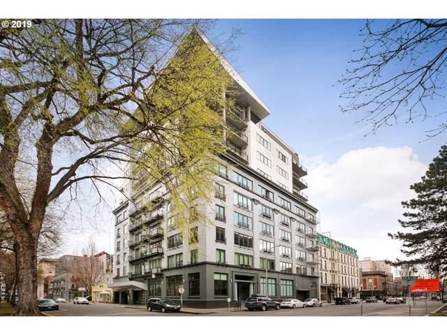 300 NW 8TH Ave #1002, Portland, OR 97209 (MLS #19593022) :: Stellar Realty Northwest