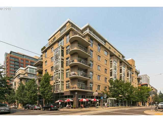 1130 NW 12TH Ave #610, Portland, OR 97209 (MLS #19593500) :: Townsend Jarvis Group Real Estate