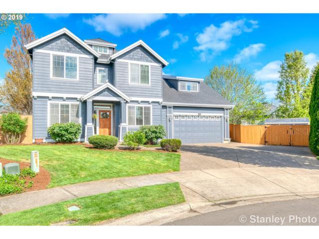 23691 SW Heron Lakes Dr, Sherwood, OR 97140 (MLS #19594370) :: McKillion Real Estate Group