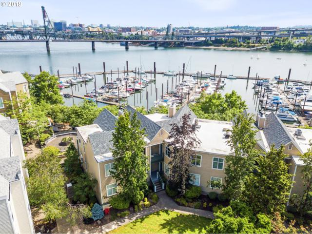 225 SW Montgomery St G9, Portland, OR 97201 (MLS #19594497) :: McKillion Real Estate Group