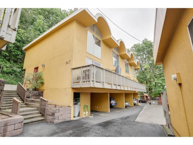 847 SW Broadway Dr #31, Portland, OR 97201 (MLS #19596867) :: McKillion Real Estate Group