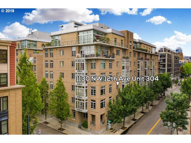 1130 NW 12TH Ave #304, Portland, OR 97209 (MLS #19598704) :: Townsend Jarvis Group Real Estate