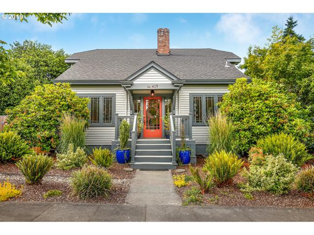 419 W 30TH St, Vancouver, WA 98660 (MLS #19600811) :: McKillion Real Estate Group