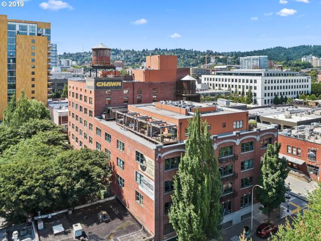 416 NW 13TH Ave #413, Portland, OR 97209 (MLS #19601178) :: Next Home Realty Connection