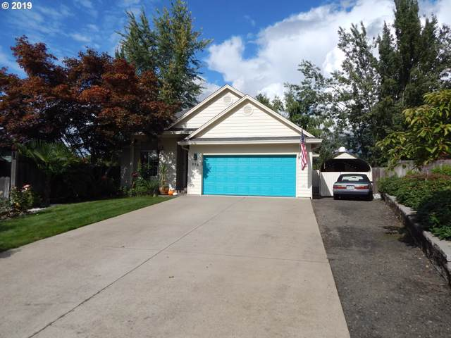 178 Pebble Beach Ct, Winchester, OR 97495 (MLS #19601246) :: Change Realty